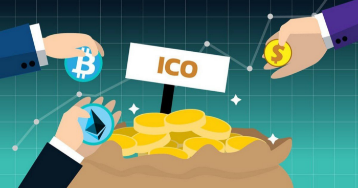 The main definition of an ICO and IPO
