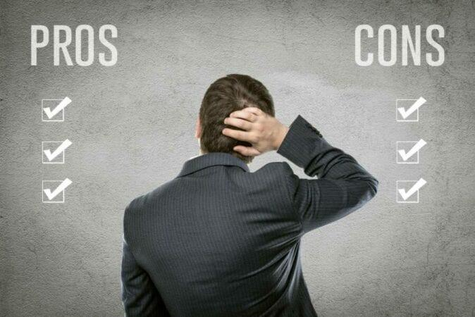 Pros and Cons of CFDs